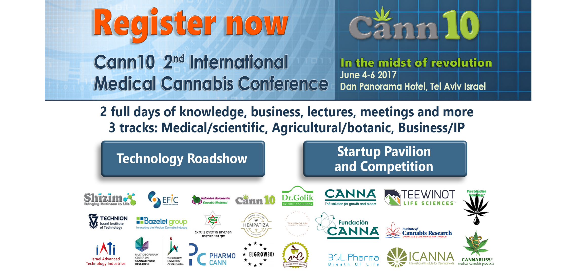 After CannaTech, comes Cann10