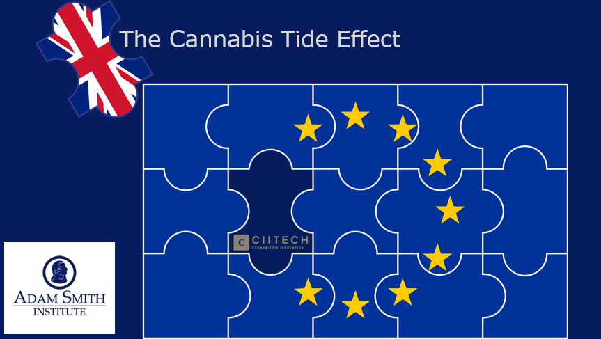 Adam Smith Institute discuss 'The Cannabis Tide Effect'