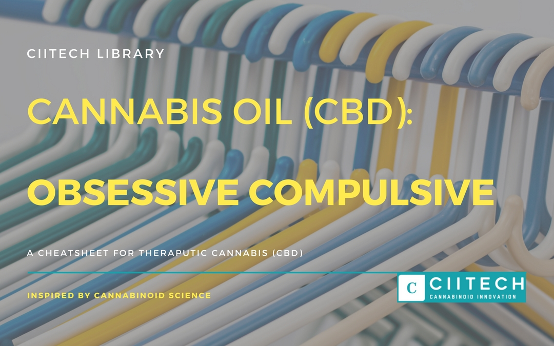 CBD Cheat-sheet: Cannabis and OCD
