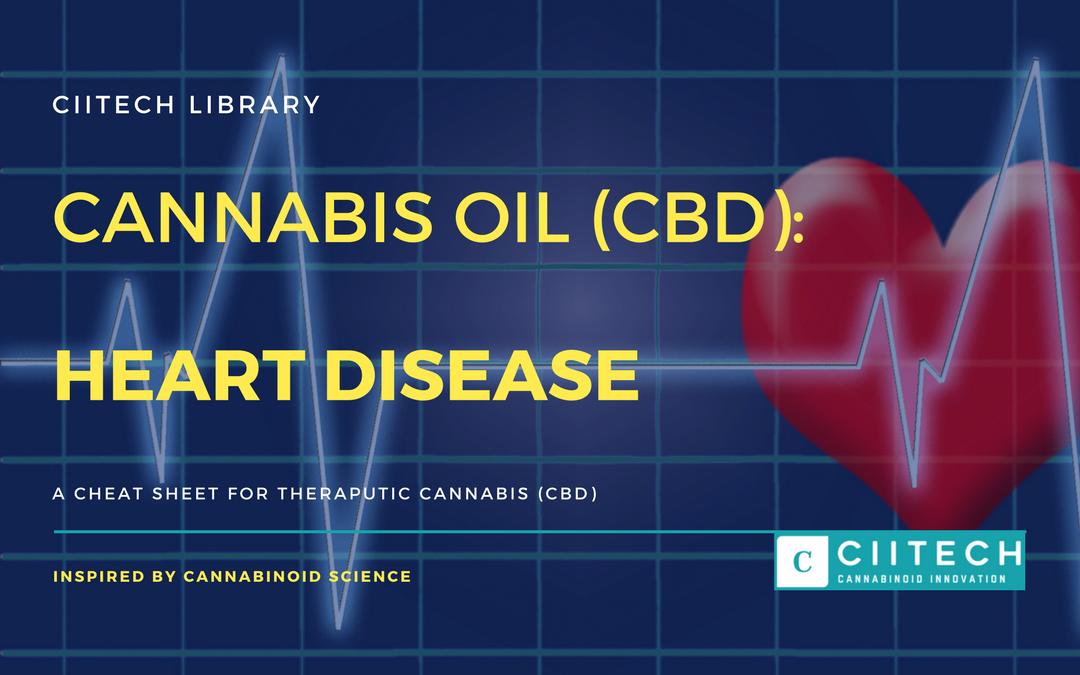 CBD Cheat-sheet: Cannabis and Heart Disease