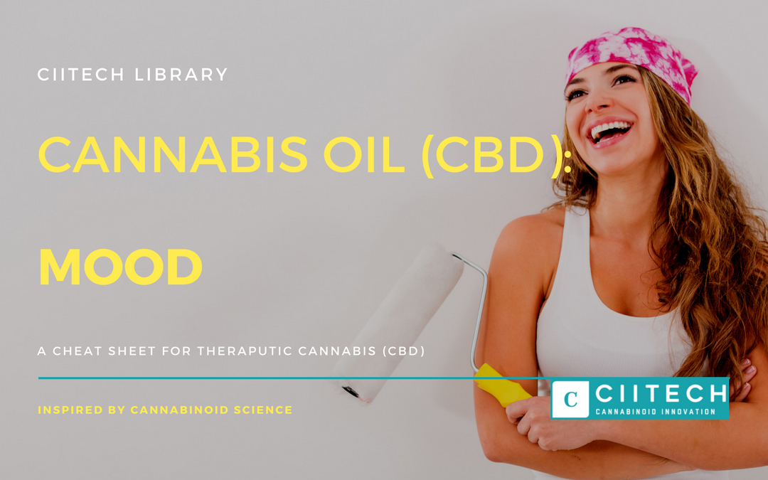 CBD Cheat-sheet: Cannabis and Mood