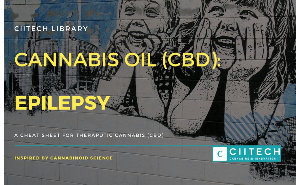 Cannabis Cheatsheet Epilepsy CBD Cannabis Oil UK