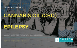 Cannabis Cheatsheet Epilepsy CBD Cannabis Oil UK