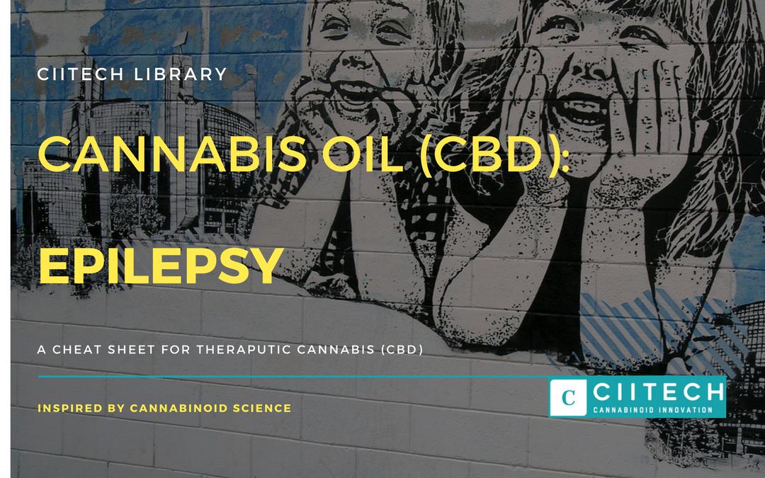CBD Cheat-sheet: Cannabis and Epilepsy