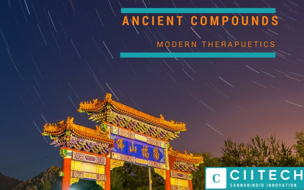 Chinese Medicine Herbal Remedies and Cannabis CBD