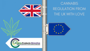 The Cannabis Products Directive CPD UK Mike Harlington Peter Reynolds