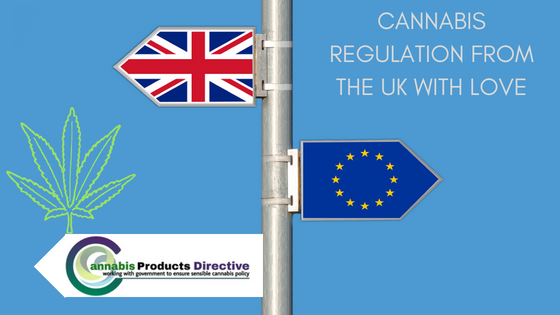 Is the UK a Dark Horse in the race to regulate cannabis?