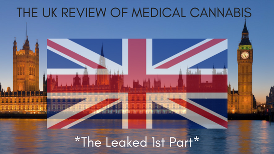 LEAKED REPORT: The UK Cannabis re-Scheduling Review (part 1)