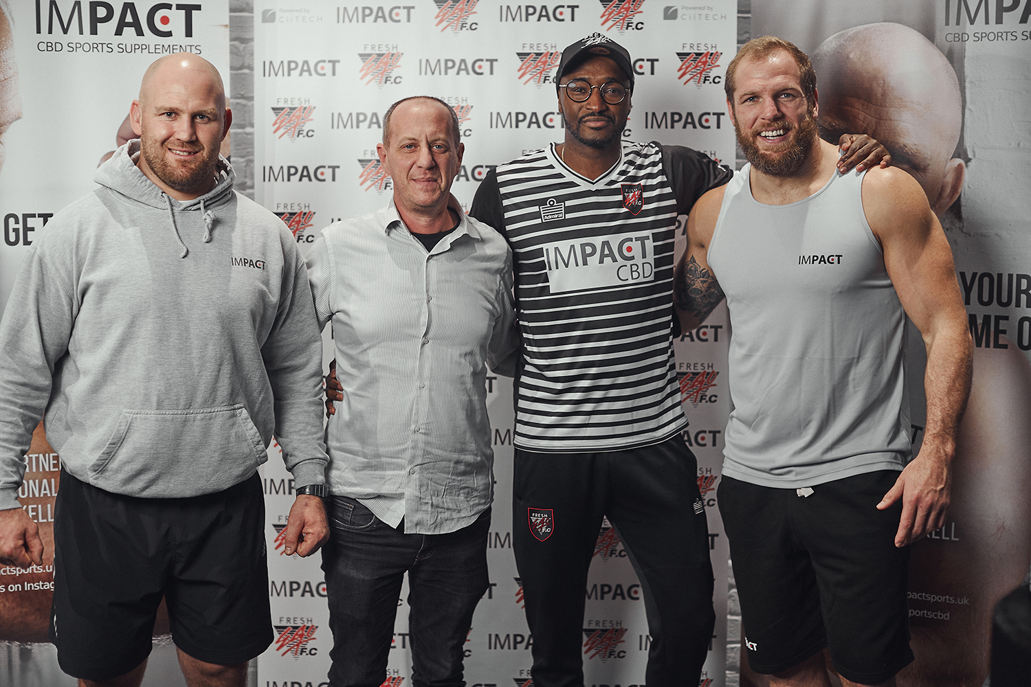 James Haskell and Ben Franks Launch New Brand at WiT London Flagship Hub