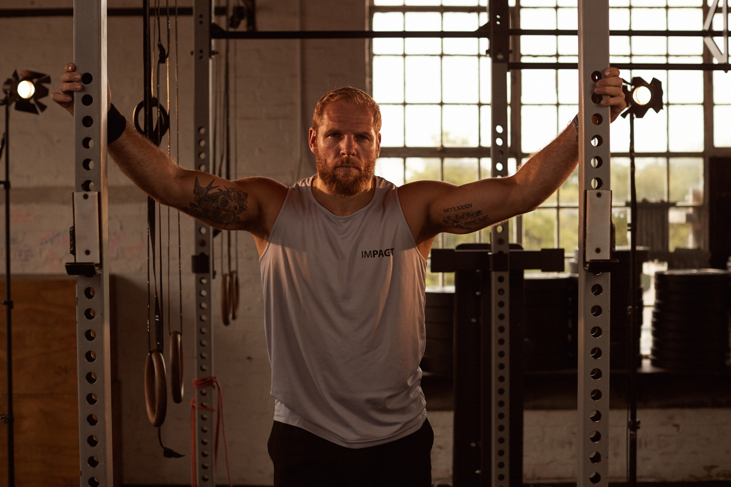 James Haskell: The new dog in the yard