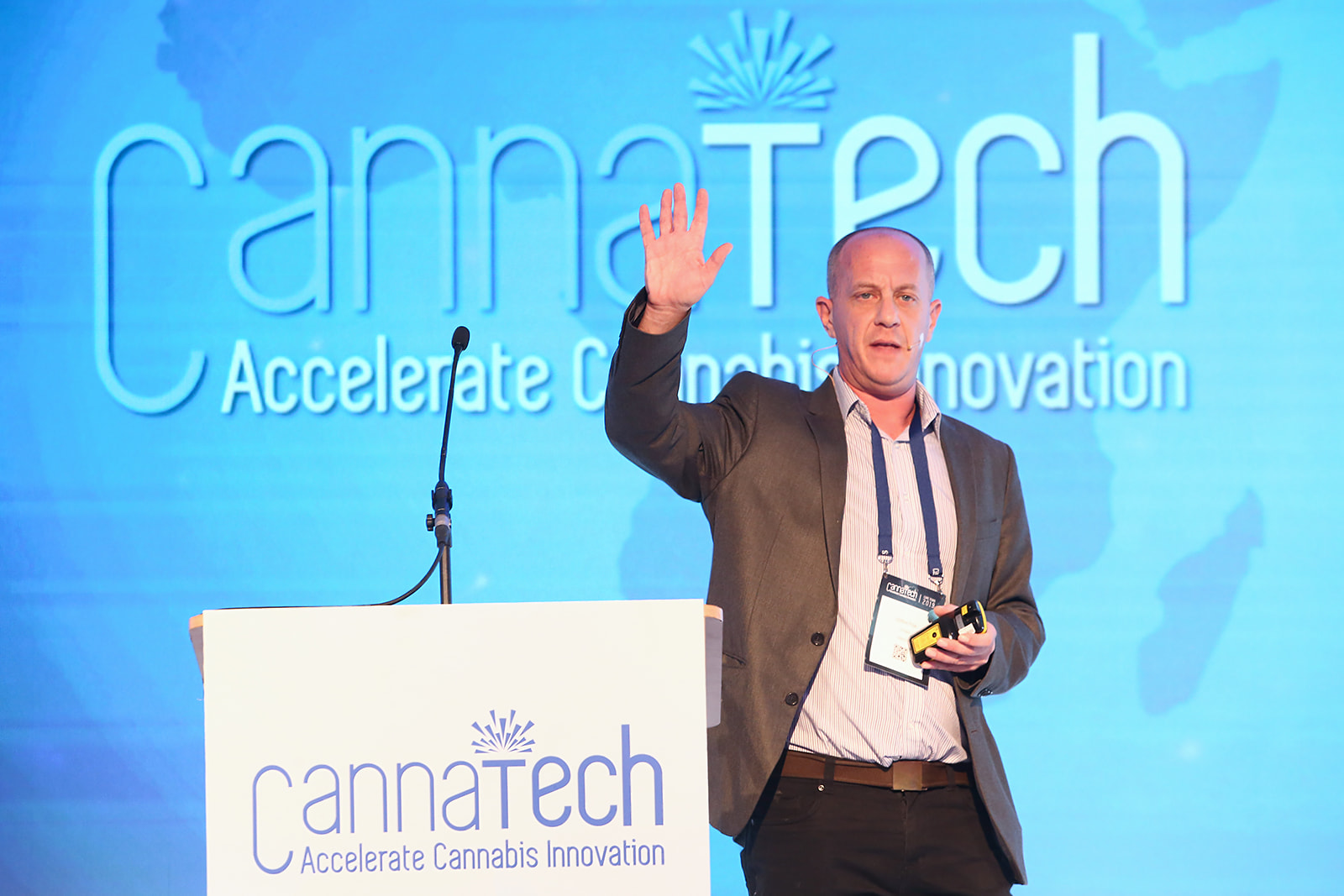 CiiTECH At The Global Cannabis Dealmakers' Conference in Cape Town, South Africa