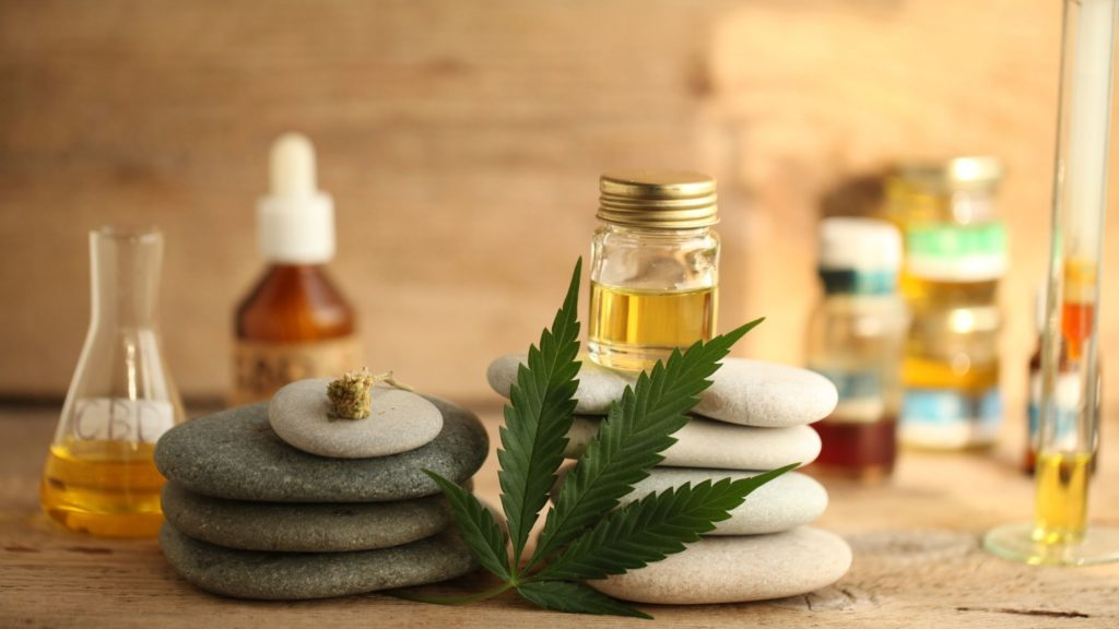 cbd products from isolate