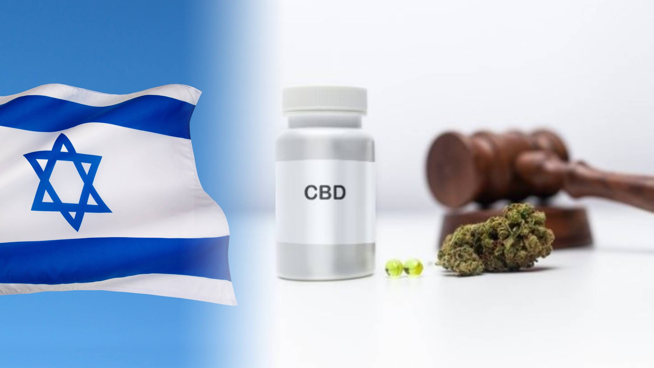Israel law does not consider CBD as a dangerous drug anymore