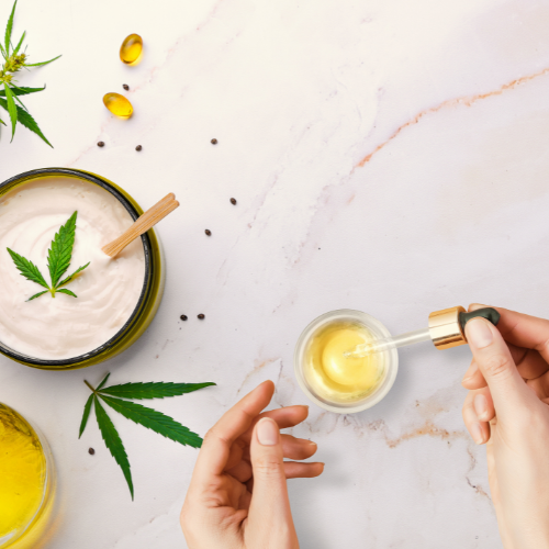 Artsy cannabis ingredients