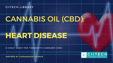 Cannabis Cheatsheet Heart Disease CBD Cannabis Oil UK